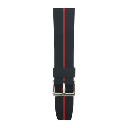 Black Interceptor AG-R0005 22mm Strap
