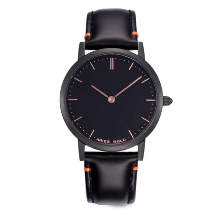 Aries Gold Women | All Black Ladies Watch L 1008 BK-BK