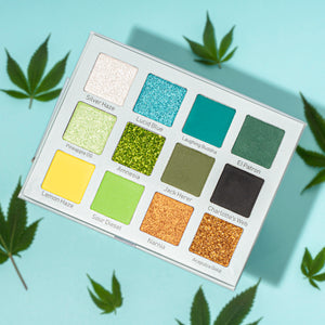 Sativa Eyeshadow Palette