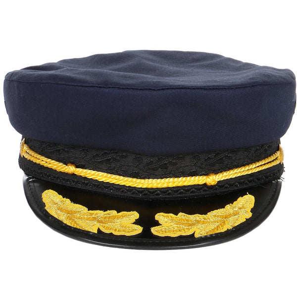 Summer Sailor Captain Hat