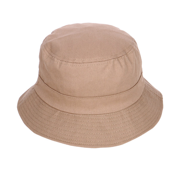 Summer Solid Bucket Hats