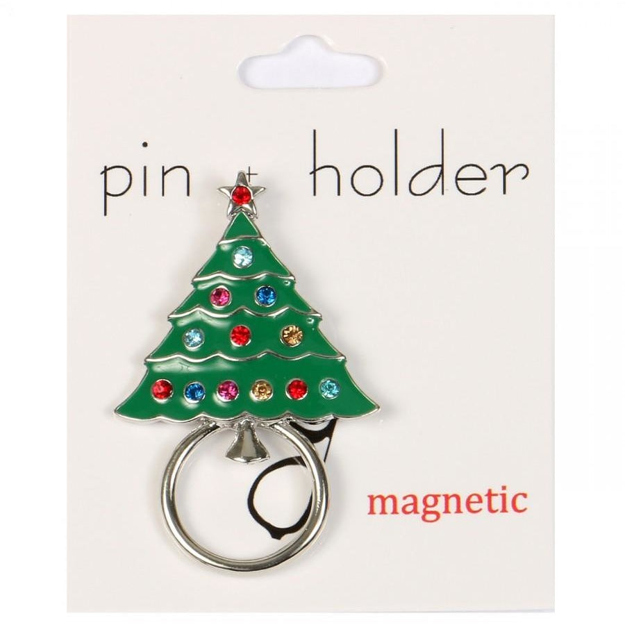 PIN + HOLDER - Tree Magnetic Decorative Pin & Eyeglass Holder