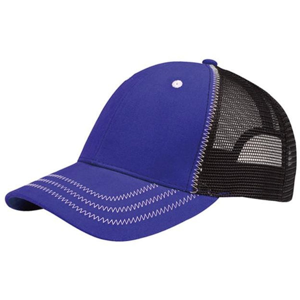 Low Profile Mesh Trucker Hats