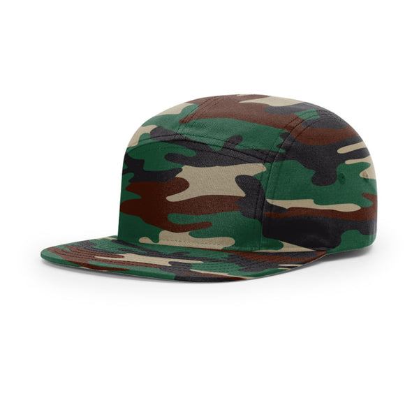 Richardson 5 Panel Strapback