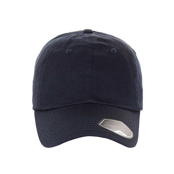 Low Profile Cotton Twill Strapback Dad Hat Cap