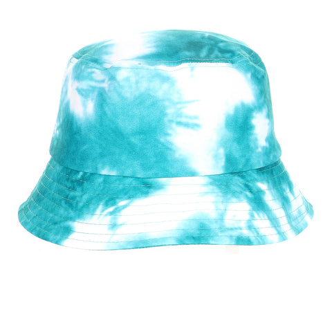 Tie Dyed 100% Cotton Bucket Hats
