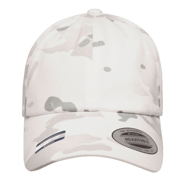 Flexfit Yupoong Classics Multicam Cotton Twill Dad Cap