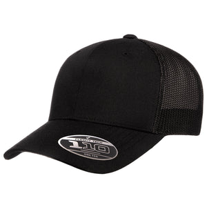 Flexfit 110 Recycled Solid Cap w/ Adjustable Snap