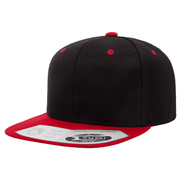 Flexfit 110 Premium Two-Tone Adjustable Snapback