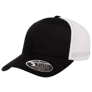 Flexfit 110 Recycled 2-Tone Cap w/ Adjustable Snap