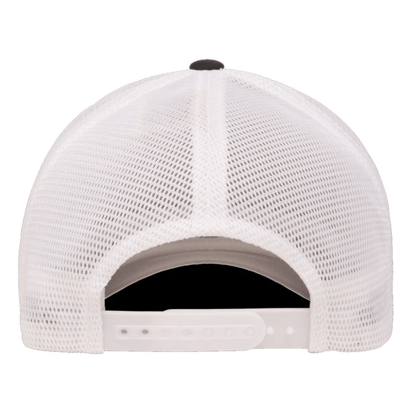 Flexfit 110 2-Tone Mesh Hat w/ Adjustable Snapback