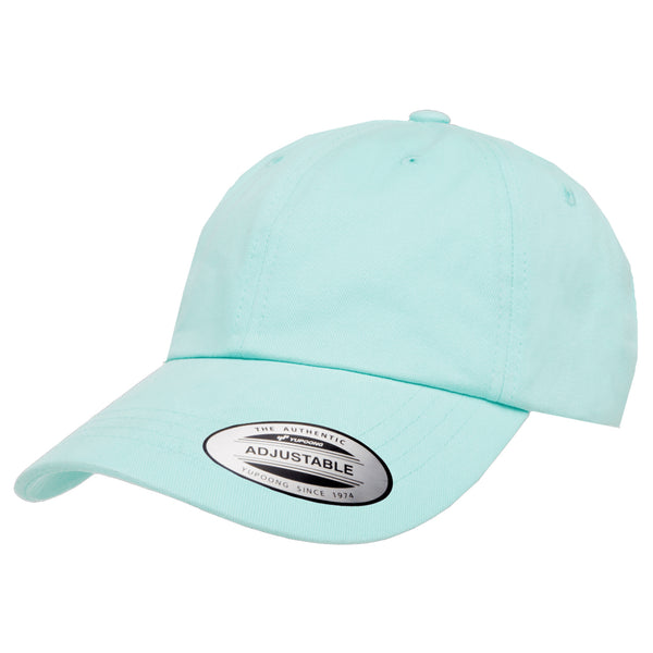 Yupoong Classics Peached Cotton Twill Dad Cap