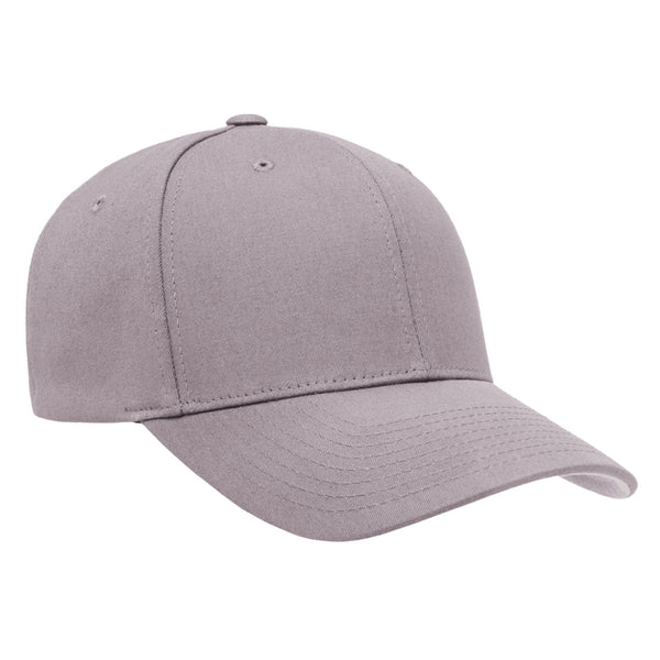 Flexfit Yupoong V-Flexfit Cotton Twill Fitted Cap Hat