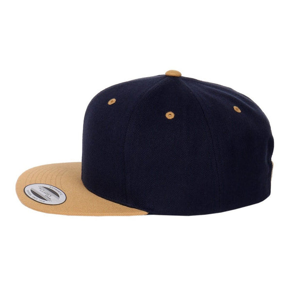 Flexfit Yupoong The Classic 6 Panel Snapback 2-Tone Custom New Color