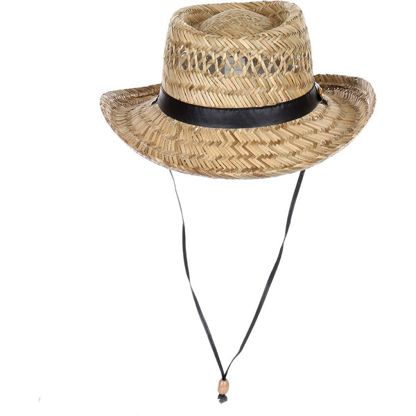 Rush Gambler Straw Hat