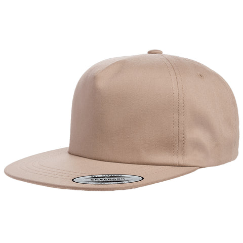 Flexfit Yupoong Classics Unstructured 5-Panel Adjustable Snapback