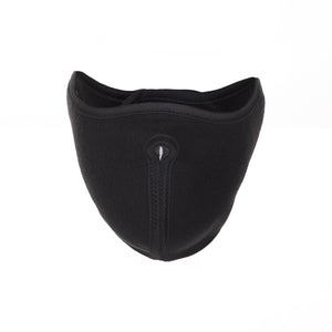 Men's Thermal Fleece Warm Breathable Half Face Ski Mask