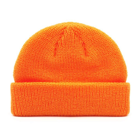 "10"" Long Ultra Soft Docker Knit Acrylic Cuffed Beanie"
