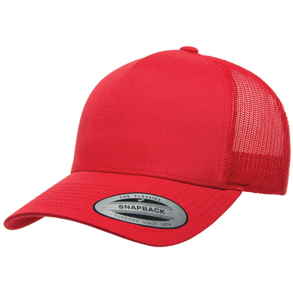 Flexfit Yupoong Classics® 5-Panel Retro Trucker Cap