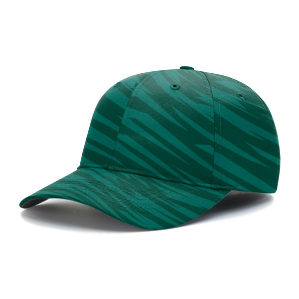 Richardson Streak Camo Structured Cap with Adjustable Velcro Backstrap