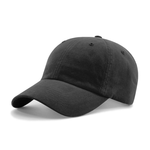 Richardson Garment Washed Relaxed Unstructured Adjustable Cloth Hideaway Backstrap Hat
