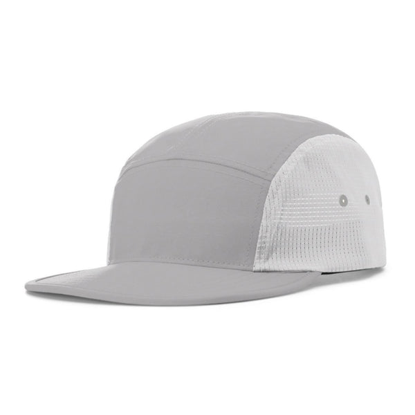Richardson 5 Panel Unstructured Performance Polyester Mesh Adjustable Hat