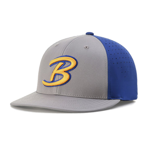 Richardson Pulse Performance Sportmesh Cap (Split Colors)