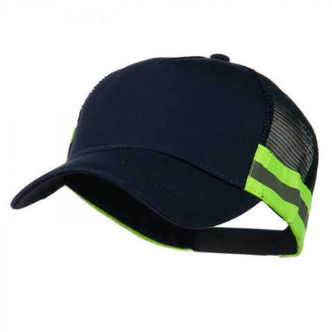 Safety Trucker Reflective Cap