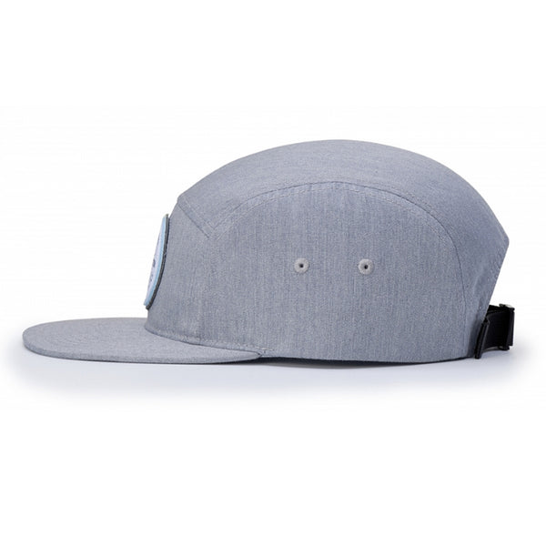 Richardson Macleay 5 Panel Structured Cotton Twill Strapback