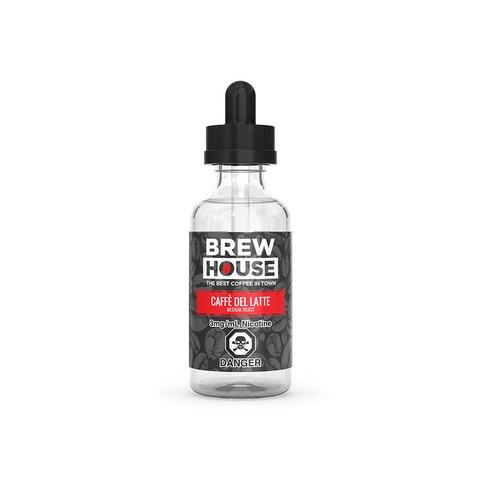 CAFFE DEL LATTE BY BREW HOUSE-60ML
