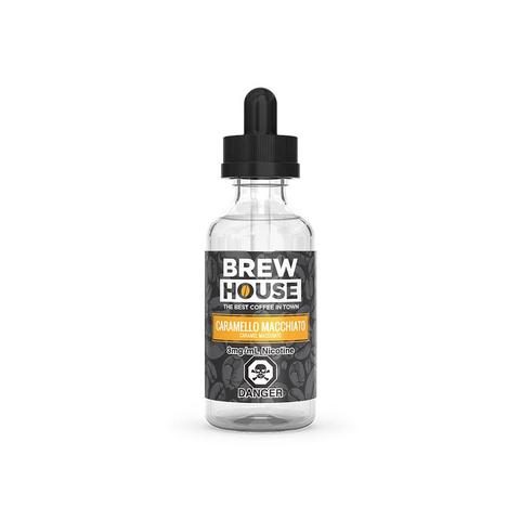 CARAMELLO MACCHIATO BY BREW HOUSE-60ML