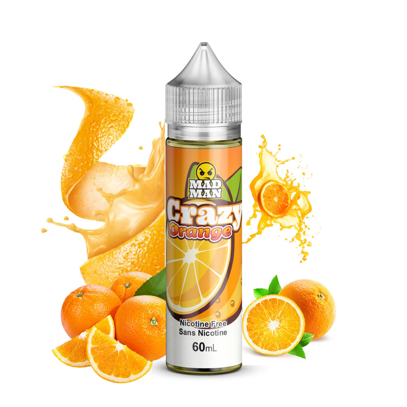 CRAZY ORANGE BY MADMAN - 60ML