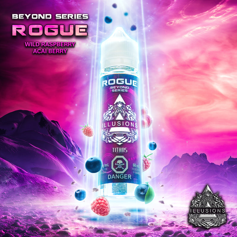 ROGUE- BEYOND SERIES BY ILLUSIONS-60ML