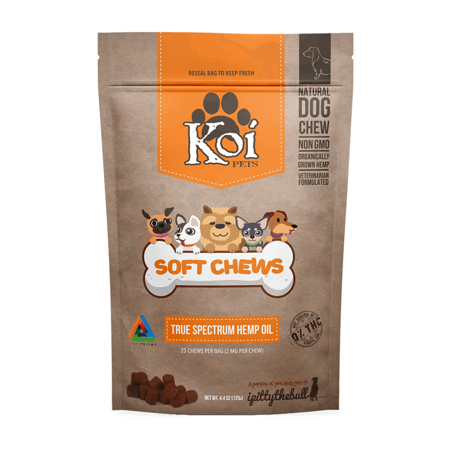Koi Hemp Extract Pet Soft Chews
