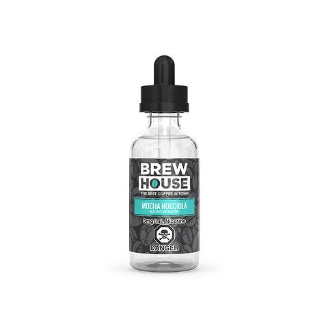 MOCHA NOCCIOLA BY BREW HOUSE-60ML
