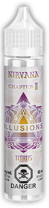 NIRVANA  BY ILLUSIONS- 60ML
