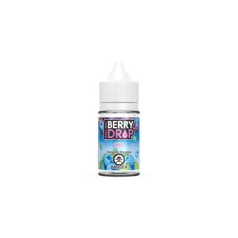 GRAPE BY BERRY DROP SALT- 3OML