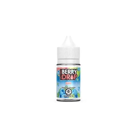 GUAVA BY BERRY DROP SALT- 3OML