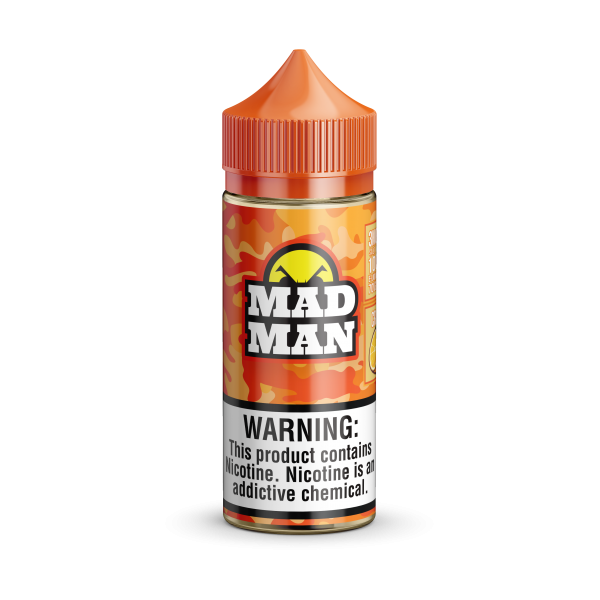 CRAZY ORANGE BY MADMAN - 100ML