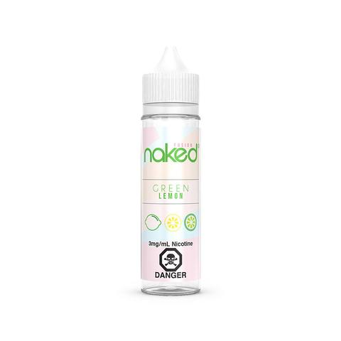 LEMON BY NAKED100 (GREEN LEMON) - 60ML