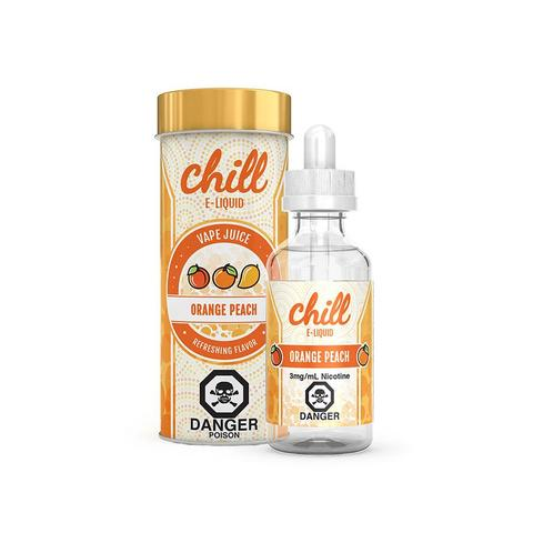 CHILL E-LIQUID-ORANGE PEACH 60ML