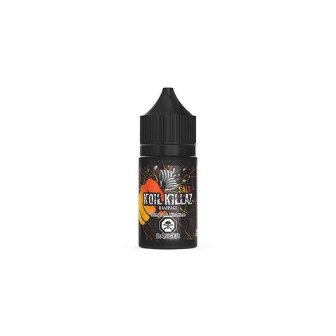 RAMPAGE BY KOIL KILLAZ SALT-30ML