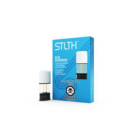 STLTH POD PACK BLUE RASPBERRY (3 PACK)