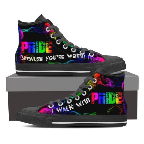 Custom Printed Shoes - LGBT - TheSevenShop