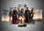 Justice League (2 Styles) - 5-Piece Canvas Wall Art