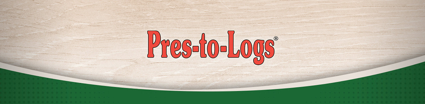 Pres-to-Logs Premium Wood Pellets and Fire Logs