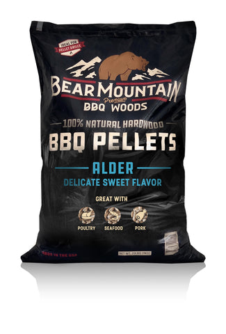 Bear Mountain BBQ Alder BBQ Pellets