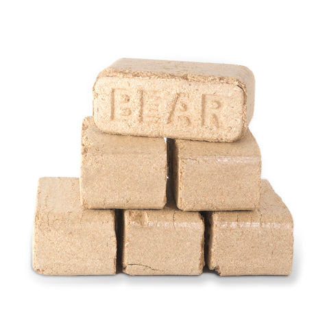 Bear Mountain Bear Bricks Fire Bricks