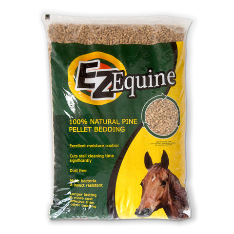 EZ Equine Premium Pelletized Animal Bedding