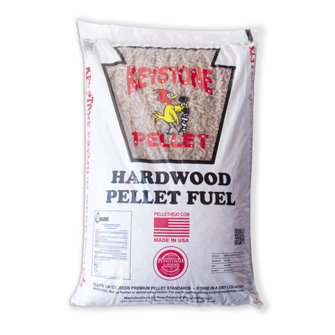 Keystone Wood Fuel Pellets